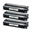 Logic-Seek 3 Toner kompatibel zu HP 24A Q2624A HC Schwarz