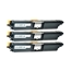 Logic-Seek 3 Toner kompatibel zu Konica Minolta 2400 2500 171-0589-004 A00W432 HC Schwarz