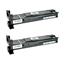 Logic-Seek 2 Toner kompatibel zu Konica Minolta 5550 A06V153 HC Schwarz