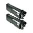 Logic-Seek 2 Toner kompatibel zu Kyocera TK-590K 1T02KV0NL0 UHC Schwarz
