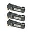 Logic-Seek 3 Toner kompatibel zu Dell 1320 DT615 593-10258 HC Schwarz