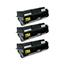 Logic-Seek 3 Toner kompatibel zu Kyocera TK-320 1T02F90EU0 HC Schwarz