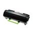 Logic-Seek 2 Toner kompatibel zu Lexmark MX710 MX810 622X 62D0XA0 UHC Schwarz