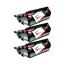 Logic-Seek 3 Toner kompatibel zu Lexmark Optra T620 12A6765 HC Schwarz