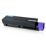 Logic-Seek 2 Toner kompatibel zu OKI B411 B431 44574702 HC Schwarz