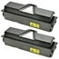 Logic-Seek 2 Toner kompatibel zu Utax CD 5135 613511010 HC Schwarz