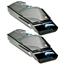 Logic-Seek 2 Toner kompatibel zu Kyocera TK-855K 1T02H70EU0 HC Schwarz