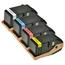 Logic-Seek 4 Toner kompatibel zu Epson C9300 HC