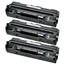 Logic-Seek 3 Toner kompatibel zu Xerox Phaser 3110 109R00639 HC Schwarz
