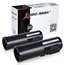 Logic-Seek 2 Toner kompatibel zu Xerox Phaser 3610 106R02720 HC Schwarz