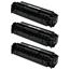 Logic-Seek 3 Toner kompatibel zu HP 312X CF380X HC Schwarz