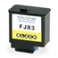 Logic-Seek 2 Tintenpatronen kompatibel zu Olivetti FJ83 B0797 XL Schwarz