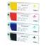 Logic-Seek 4 Tintenpatronen kompatibel zu Roland Eco-Sol Max XL