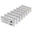 Logic-Seek 8 Tintenpatronen kompatibel zu Epson T407-T410 Pro 9000 XL