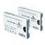 Logic-Seek 2 Tintenpatronen kompatibel zu Epson Pro 7880 9880 T6037 C13T603700 XL Hell Schwarz