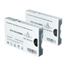Logic-Seek 2 Tintenpatronen kompatibel zu Epson Pro 7880/9880 T6039 C13T603900 XL Hell Hell Schwarz