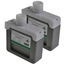 Logic-Seek 2 Tintenpatronen kompatibel zu Canon PFI-301G 1493B001 XL Grün