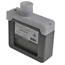 Logic-Seek 2 Tintenpatronen kompatibel zu Canon PFI-301GY 1495B001 XL Grau