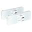 Logic-Seek 2 Tintenpatronen kompatibel zu Epson Pro 7900 9900 T6369 C13T636900 HC Hell Hell Schwarz