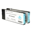 Logic-Seek 2 Tintenpatronen kompatibel zu Epson Pro 4000 7600 T5445 C13T544500 XL Hell Cyan