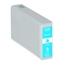 Logic-Seek  Tintenpatrone kompatibel zu Epson Stylus WF4630 T7892 C13T789240 XL Cyan
