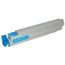Logic-Seek  Toner kompatibel zu OKI C910 44036023 HC Cyan