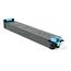 Logic-Seek  Toner kompatibel zu Sharp MX 2600 N MX-31GTCA HC Cyan