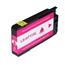Logic-Seek  Tintenpatrone kompatibel zu HP 711 XL CZ131A XL Magenta
