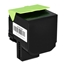Logic-Seek  Toner kompatibel zu Lexmark CX510 800X1 80C0X10 HC Schwarz