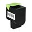 Logic-Seek  Toner kompatibel zu Lexmark CX410 800H1 80C0H10 HC Schwarz