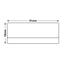 LS 5 Etiketten für Dymo 11355 S0722550 19x51mm