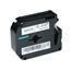 Logic-Seek 1x Schriftband kompatibel zu Brother MK-231BZ, Schwarz auf Weiss, 12mm x 8m