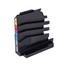 Logic-Seek Resttonerbehälter kompatibel zu Samsung W406 CLP-360 CLT-W406/SEE