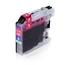 Logic-Seek  Tintenpatrone kompatibel zu Brother LC-12EM XL Magenta
