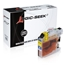 Logic-Seek  Tintenpatrone kompatibel zu Brother LC-12EY XL Yellow