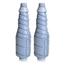 Logic-Seek 2 Toner kompatibel zu Konica Bizhub TN-612K A0VW150 HC Schwarz