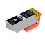 Logic-Seek 5 Tintenpatronen kompatibel zu Epson Stylus XP530 33 C13T33314010 XL Schwarz