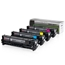 Logic-Seek Green 4 Toner kompatibel zu HP CC530A-CC533A HC