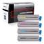 Logic-Seek 4 Toner kompatibel zu OKI MC853 HC