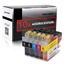 Logic-Seek 10 Tintenpatronen kompatibel zu Brother LC3217 XL
