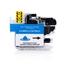 Logic-Seek  Tintenpatrone kompatibel zu Brother LC-3219XLC XL Cyan