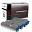 Logic-Seek 5 Toner kompatibel zu OKI ES8451 HC