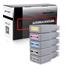 Logic-Seek 5 Tintenpatronen kompatibel zu Canon PFI-207 PFI-207 XL