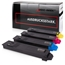 Logic-Seek 4 Toner kompatibel zu Kyocera TK-8115 HC