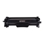 Logic-Seek 2 Toner kompatibel zu Brother TN-2420 HC Schwarz