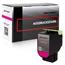 Logic-Seek  Toner kompatibel zu Lexmark CS417 71B0H30 HC Magenta
