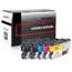 Logic-Seek 5 Tintenpatronen kompatibel zu Brother LC-3235XL XL