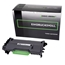Logic-Seek Green Toner kompatibel zu Brother TN-3480 HC Schwarz