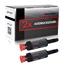 Logic-Seek 2 Toner kompatibel zu HP 143AD W1143AD HC Schwarz