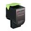 Logic-Seek  Toner kompatibel zu Lexmark C2325 C2320K0 HC Schwarz
